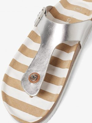 Обувь TOM TAILOR. Цвет: серый