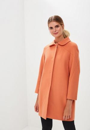 Пальто Gamelia MP002XW19GRS. Цвет: оранжевый
