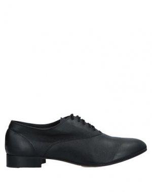 Обувь на шнурках BLOCH. Цвет: черный