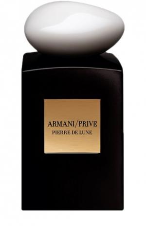 Парфюмерная вода Pierre De Lune Giorgio Armani. Цвет: бесцветный