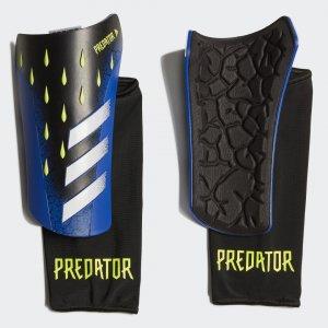 Футбольные щитки Predator League Performance adidas. Цвет: белый