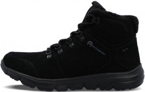 Ботинки мужские Edmonton, размер 43 Outventure. Цвет: черный