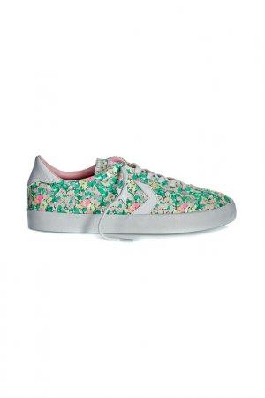 Кеды Converse. Цвет: menta, vapor pink, white