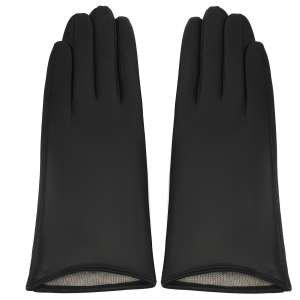 Перчатки Alla Pugachova AP33194-black-21Z. Цвет: черный