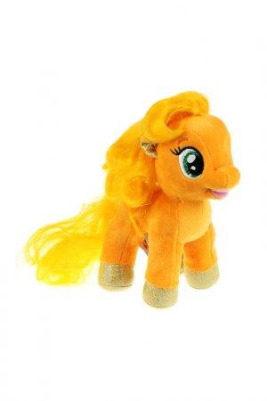 Игрушка мягкая пони Эпплджек Мульти-пульти. Цвет: оранжевый