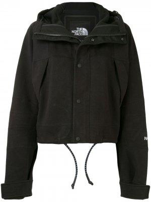 Бомбер с капюшоном The North Face Black Series. Цвет: черный