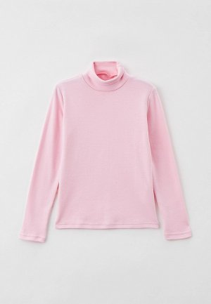 Водолазка BendClub. Цвет: розовый