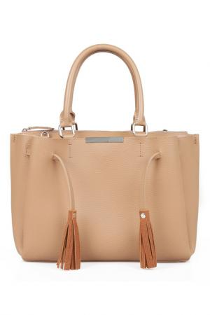 Bag Laura Ashley. Цвет: camel