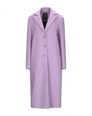 Пальто HANITA. Цвет: сиреневый