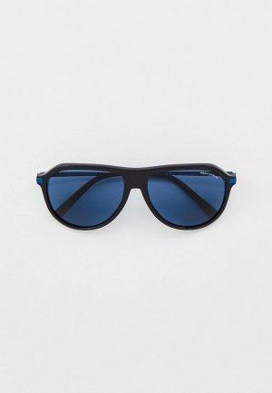 Очки солнцезащитные Armani Exchange AX4106S 815880. Цвет: черный
