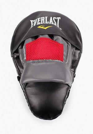 Лапа боксерская Everlast MMA Mantis Mitt. Цвет: серый