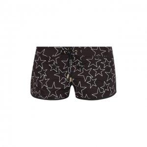 Плавки-шорты Dolce & Gabbana. Цвет: чёрный