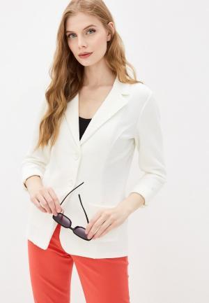 Пиджак Betty Barclay. Цвет: белый