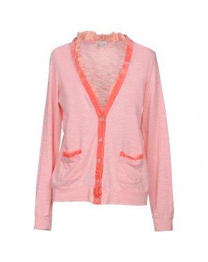 Кардиган CLU. Цвет: розовый
