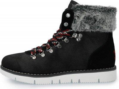 Ботинки женские Bobs Rocky, размер 40.5 Skechers. Цвет: черный