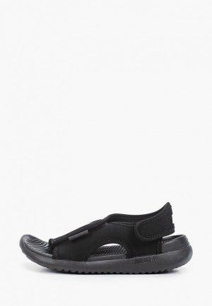 Сандалии Nike SUNRAY ADJUST 5 V2 (GS/PS). Цвет: черный
