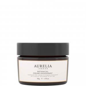 Кремовый дезодорант на растительной основе с пробиотиками Botanical Cream Deodorant 50 г Aurelia Probiotic Skincare