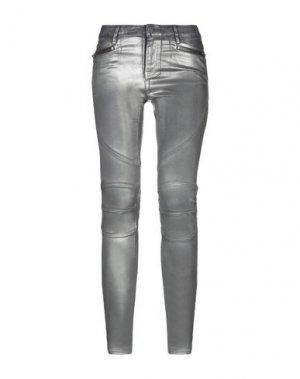 Джинсовые брюки 2ND DAY. Цвет: свинцово-серый