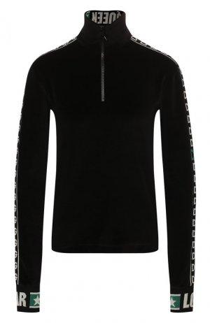 Толстовка Dolce & Gabbana. Цвет: черный