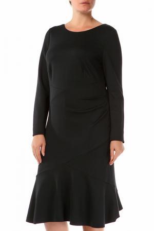 Платье MANGO VIOLETA. Цвет: 99 negro