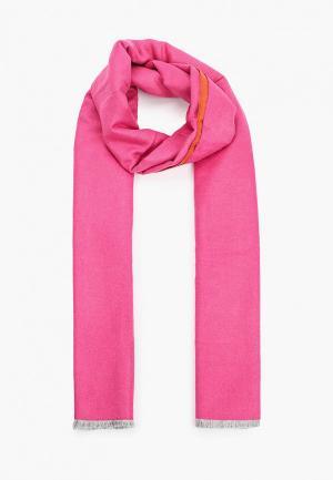 Палантин Max&Co GRAFIA. Цвет: розовый