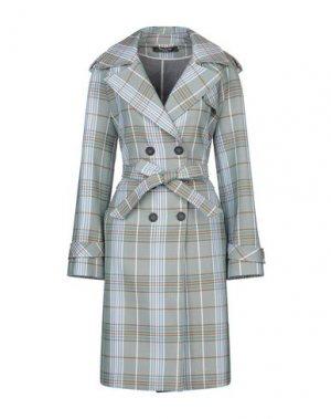 Легкое пальто MANILA GRACE. Цвет: светло-зеленый