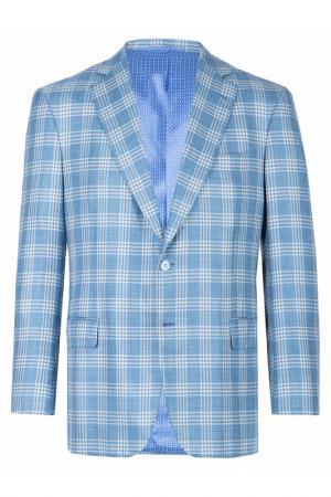 Пиджак CASTANGIA. Цвет: серо-голубой