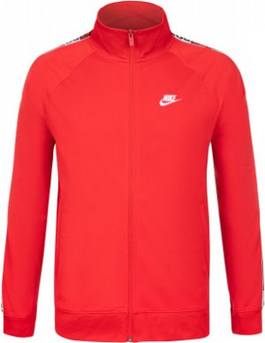 Олимпийка мужская Sportswear JDI, размер 52-54 Nike. Цвет: красный