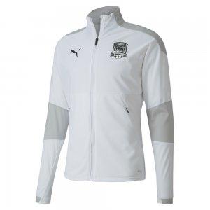 Олимпийка FCK Training Jacket PUMA. Цвет: белый