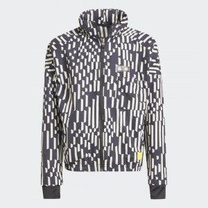 Ветровка LEGO® Move WIND.RDY Sportswear adidas. Цвет: черный