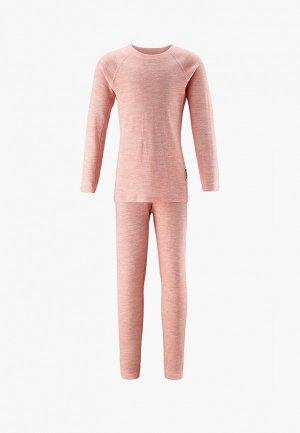 Комплект Reima Kinsei. Цвет: розовый