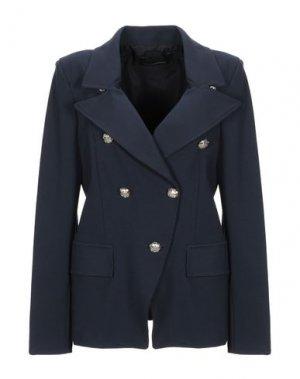 Пиджак LORELLA SIGNORINO. Цвет: темно-синий