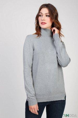 Водолазка Gaudi Jeans. Цвет: серый