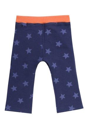 Трикотажные брюки для мальчика MIKI HOUSE. Цвет: разноцветный