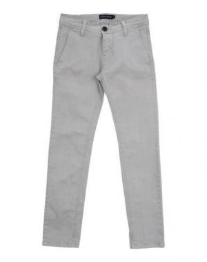 Джинсовые брюки ANTONY MORATO. Цвет: серый