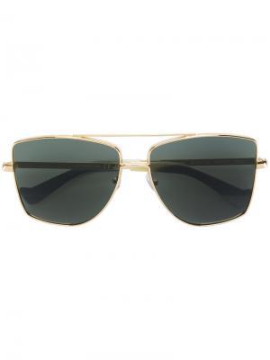 Солнцезащитные очки Dempsey Grey Ant. Цвет: металлический