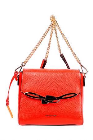 Сумка-клатч Cromia. Цвет: оранжевый