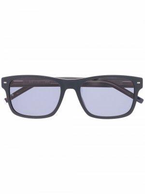 Солнцезащитные очки TH1794/S Tommy Hilfiger. Цвет: синий