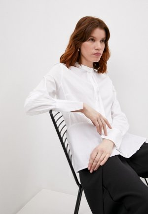 Рубашка French Connection. Цвет: белый