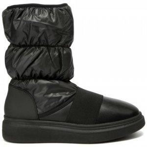 Ботинки Fessura. Цвет: чёрный