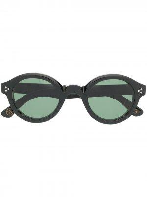 Солнцезащитные очки La Corbs Lesca. Цвет: черный