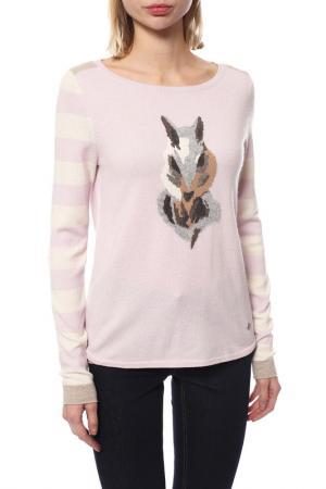 Пуловер Bogner. Цвет: пудровый