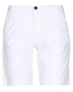 Бермуды REFRIGUE. Цвет: белый
