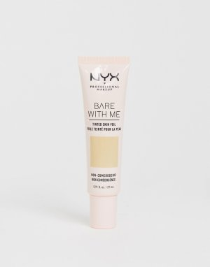 ВВ-крем Bare With Me Tinted Skin Veil-Бежевый NYX Professional Makeup