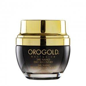 Восстанавливающая нано сыворотка 24K Nano Day Recovery Orogold Cosmetics. Цвет: бесцветный