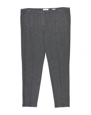Повседневные брюки GERRY WEBER. Цвет: свинцово-серый