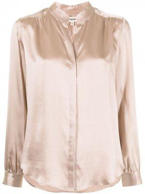 LAgence рубашка Bianca с длинными рукавами L'Agence. Цвет: нейтральные цвета