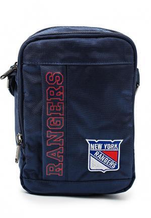 Сумка Atributika & Club™ NHL New York Rangers. Цвет: синий