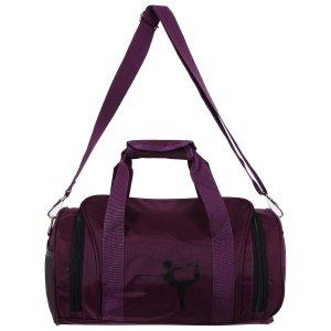 Сумка для гимнастического инвентаря 39 х 25 23 см, цвет фиолетовый Grace Dance