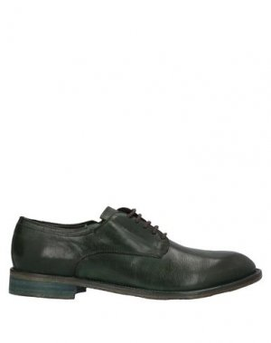 Обувь на шнурках JP/DAVID. Цвет: темно-зеленый